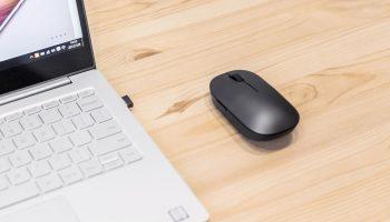 Xiaomi Mi Wireless Mouse Black USB