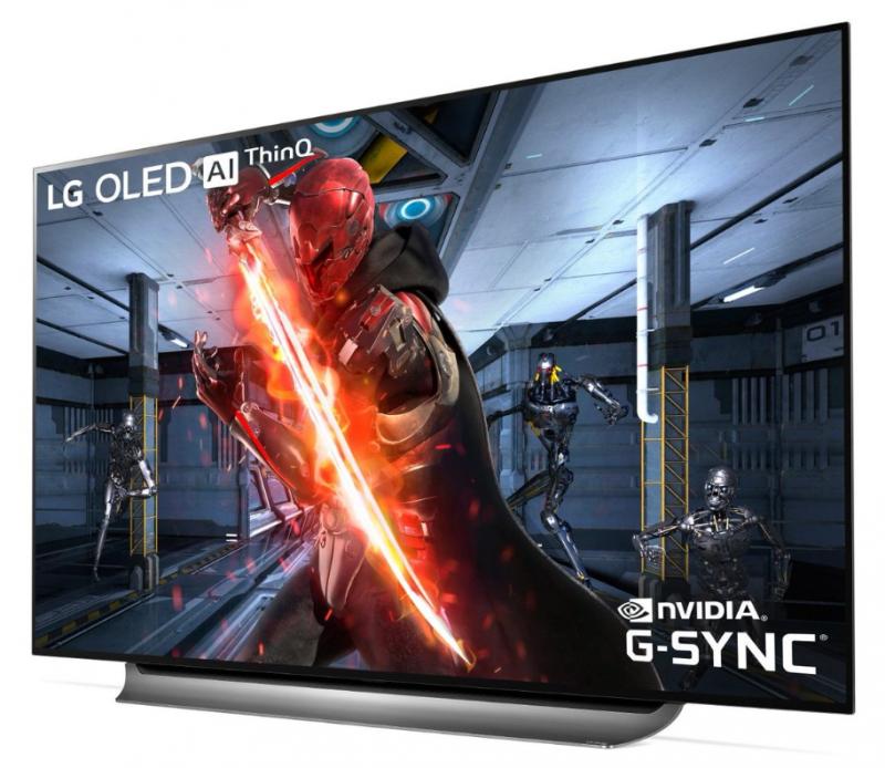 Nvidia G-Sync на ТВ