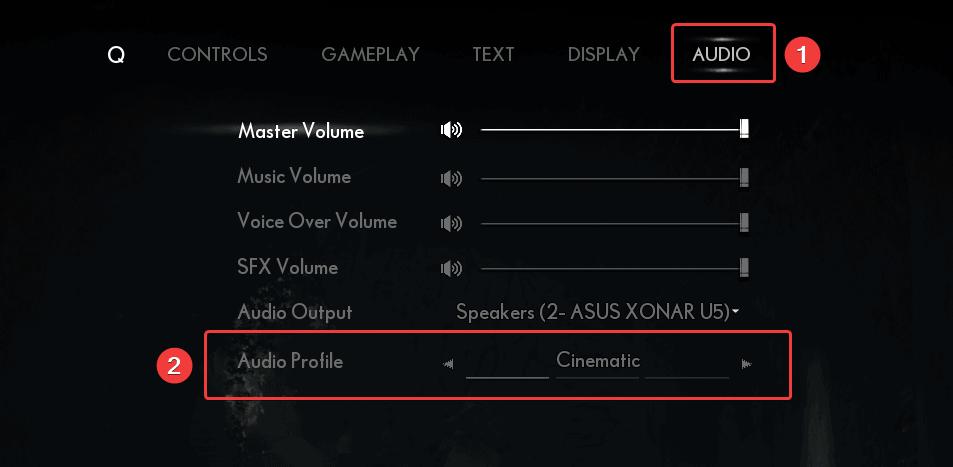 Audio The Medium
