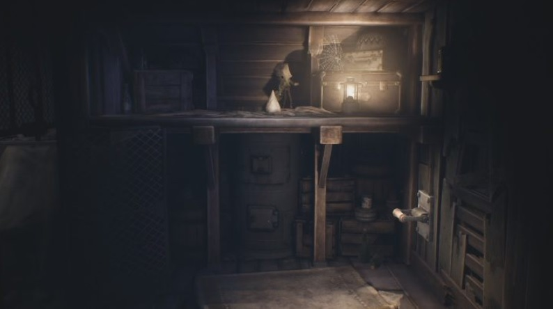 Tips for passing and collecting hats in Little Nightmares 2