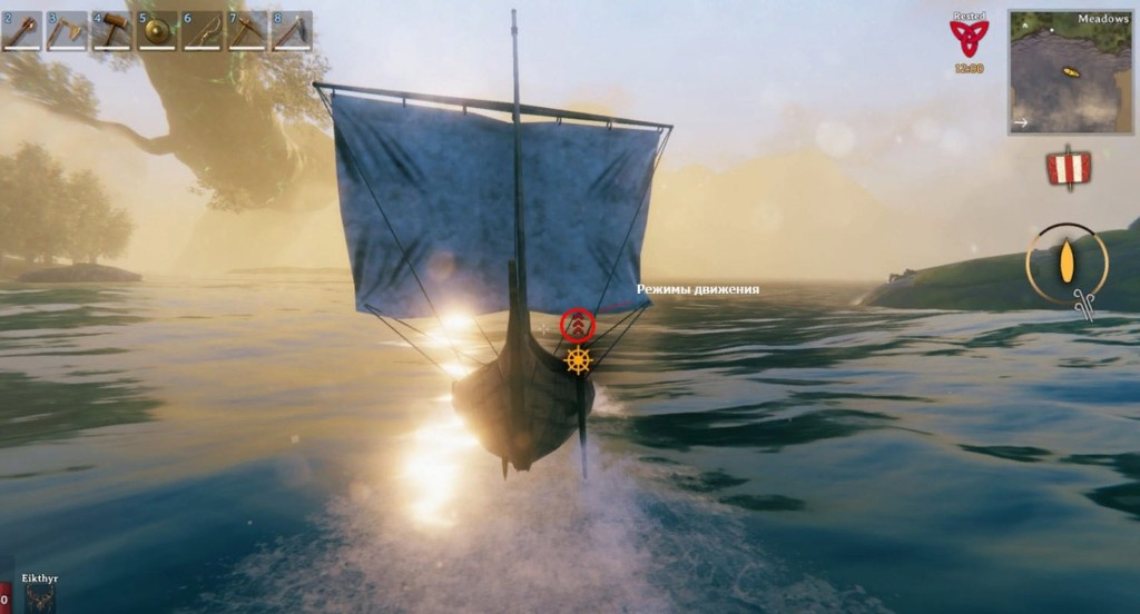 Valheim boat building and management guide