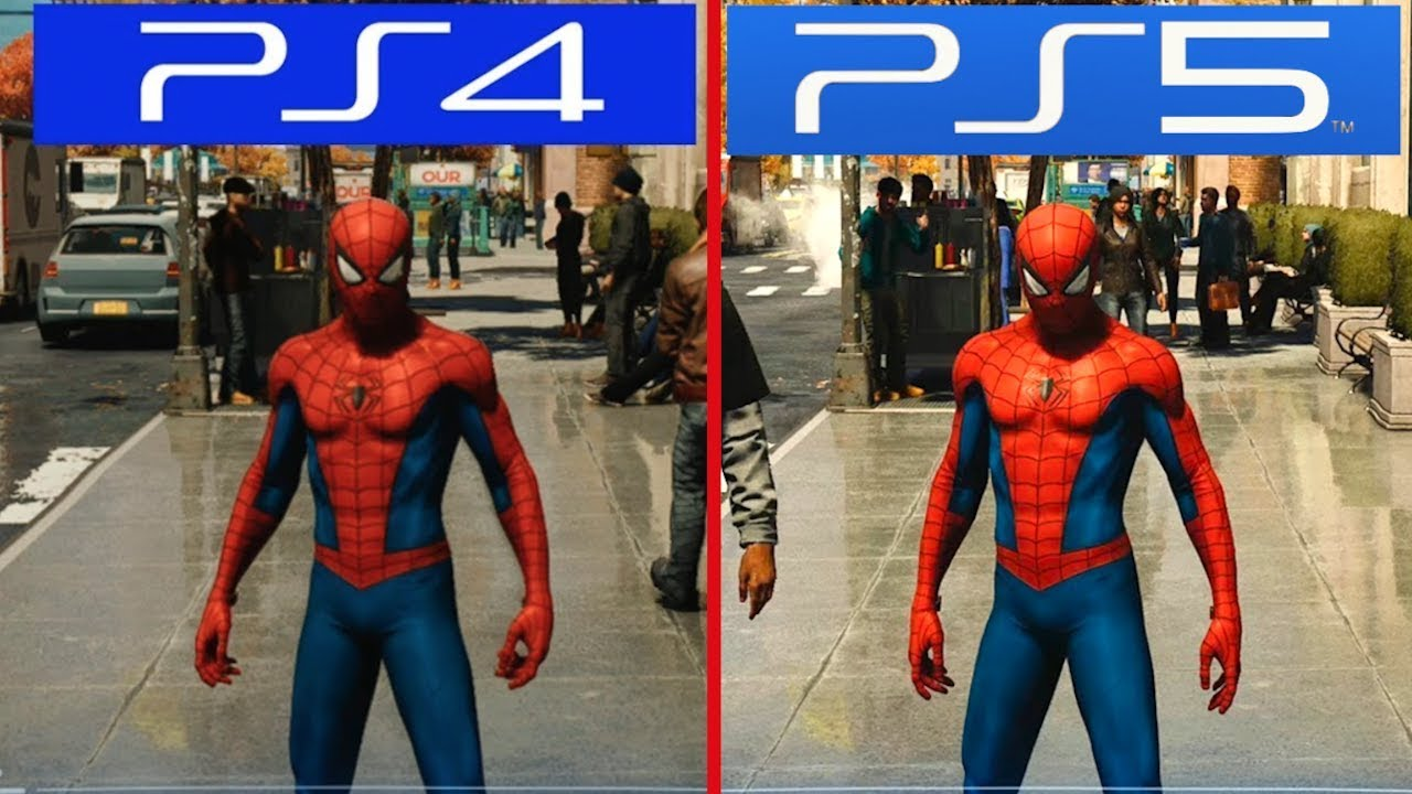 PS4 to PS5