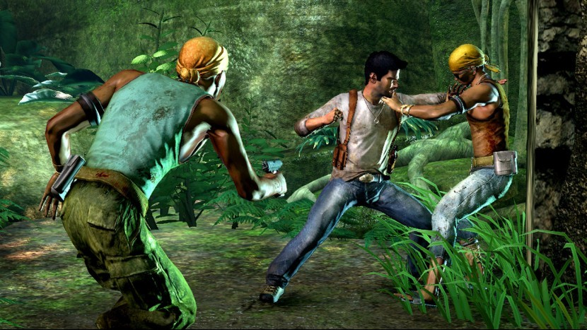 UNCHARTED all parts
