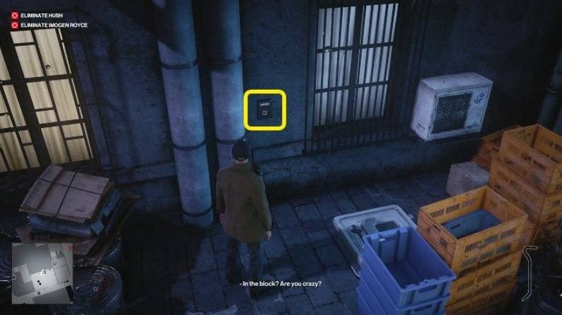 all codes from safes and electronic locks Hitman 3