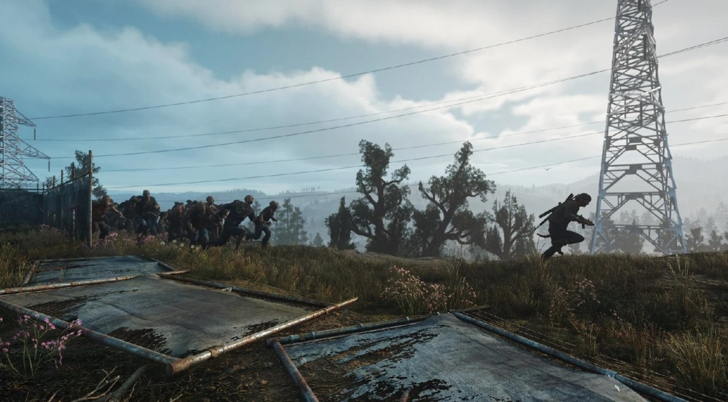 How to use fast travel in Days Gone