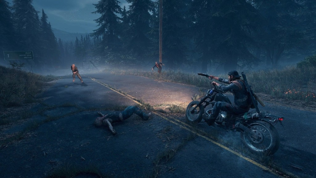 A beginner's guide to Days Gone