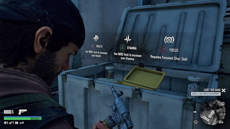 How to level your character correctly in Days Gone?