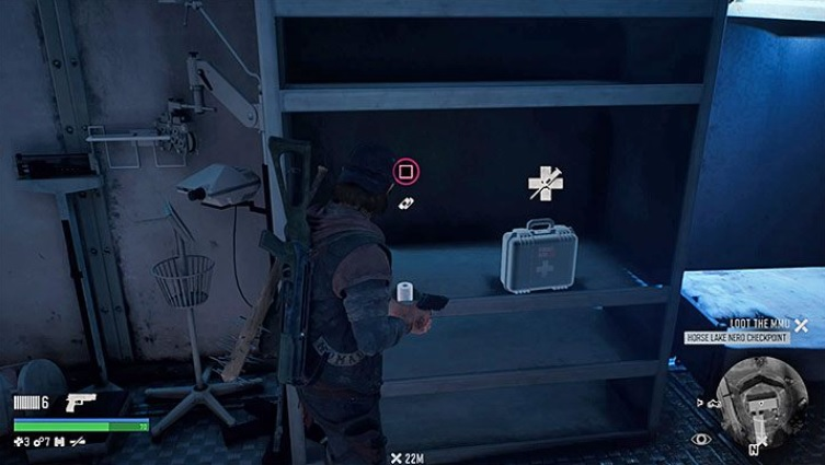 All Deacon Treatments in Days Gone