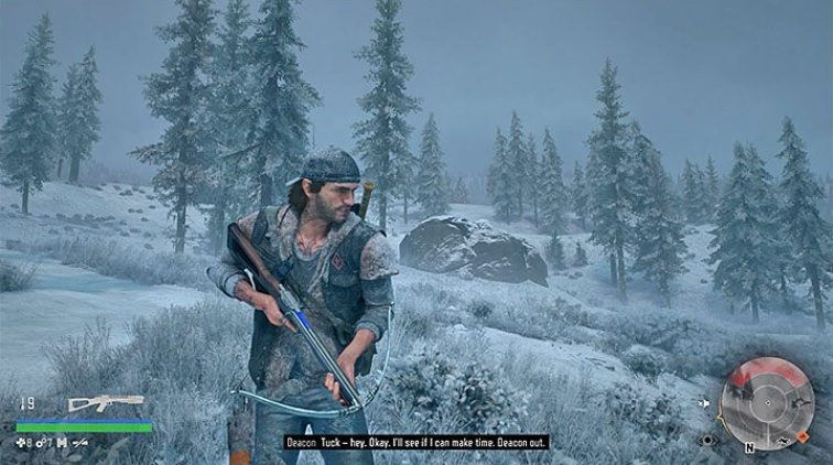 Days Gone Weapons Guide