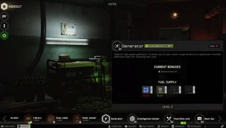 How to mine bitcoins in Escape From Tarkov
