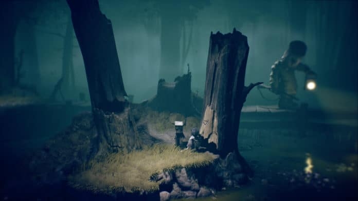 How to turn off Little Nightmares 2 Grainy Film Effect on PC
