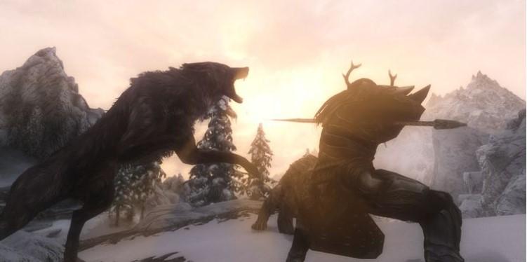 Smilodon: Combat Of Skyrim