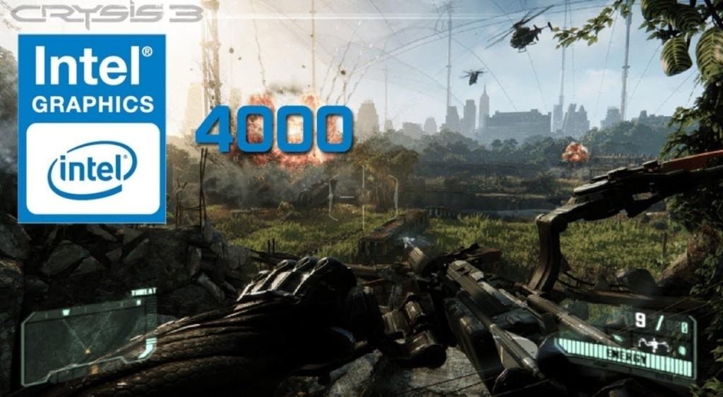 Intel HD Graphics 4000