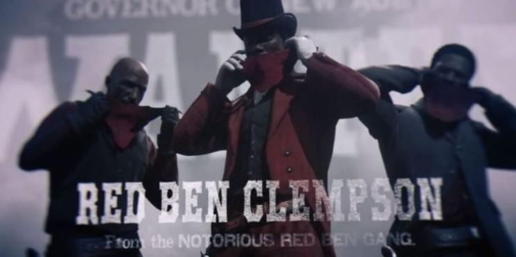 Red Ben Clempson