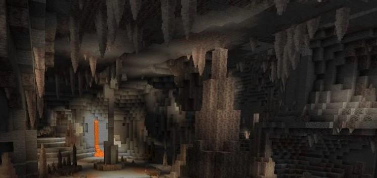 Update 1.17 Minecraft Caves And Cliffs