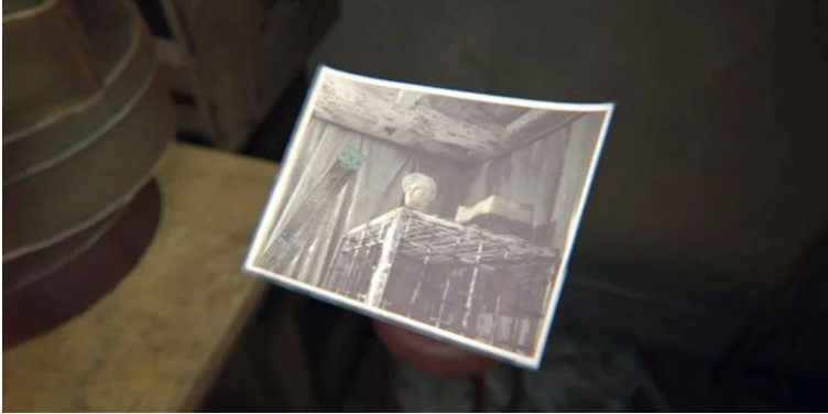 A guide to hidden treasures and their photos in Resident Evil 7